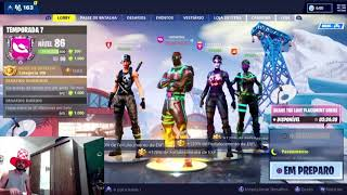 35 kill Fortnite Ps4 meu squad so bazuqueiro