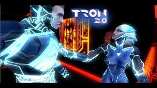 Tron 2.0: Part 4 - Light Cycles!
