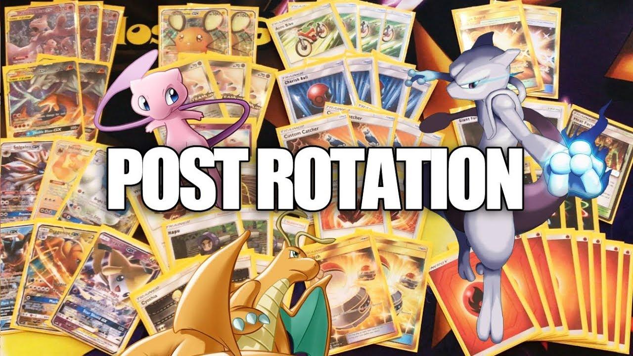 MEWTWO & MEW GX TOOL BOX DECK PROFILE (POST ROTATION) - Pokemon TCG Unified  Minds Decklist