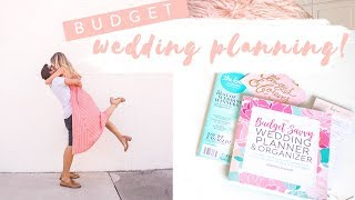PLANNING A WEDDING ON A BUDGET | My 7 tips on saving! ✨
