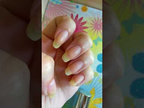 Nail Aid Collagen Maximum Builder protect test and review!