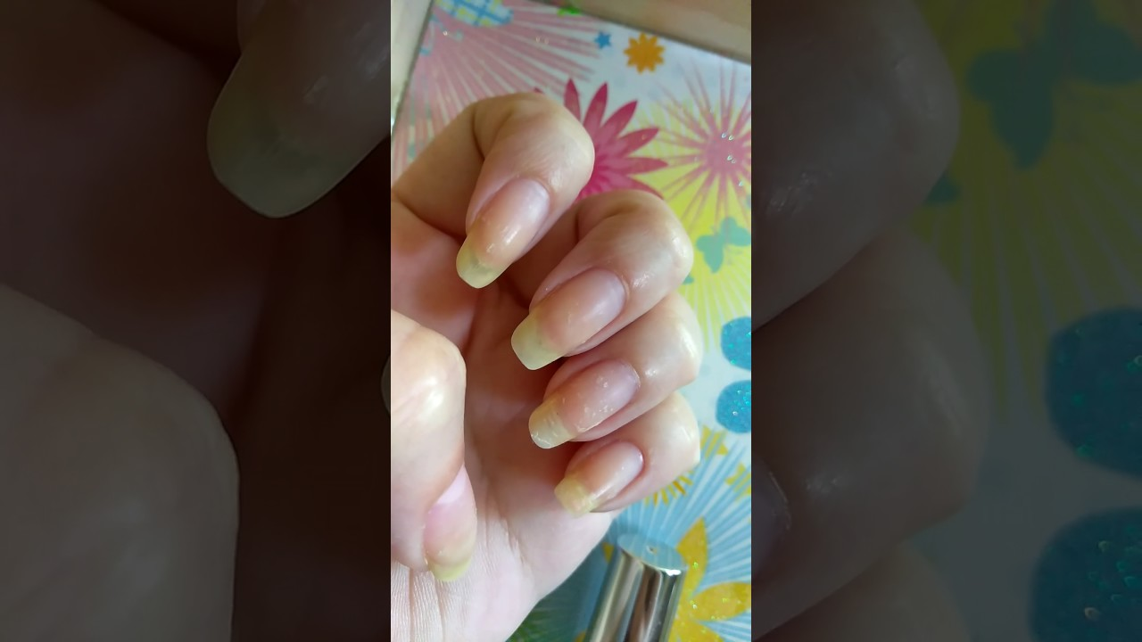 Nail Aid Collagen Maximum Builder Protect Test And Review