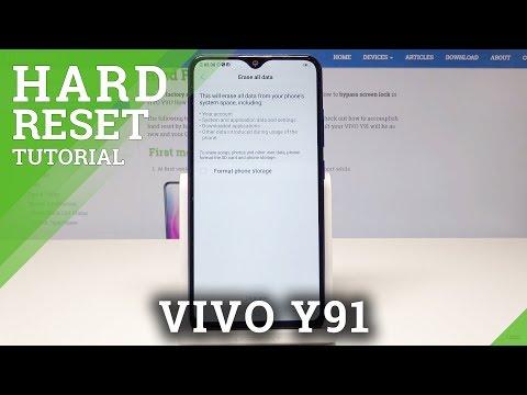 Hard Reset VIVO Y91 - HardReset info