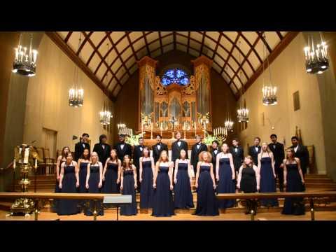 I Got A Key - Cleveland A-Choir Benefit Concert 2015