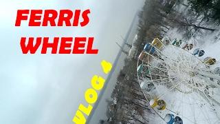 ✔ Zbestreview Vlog 4 - Ferris Wheel! Локация - Лунопарк! Тренировка Air's Crew Team!