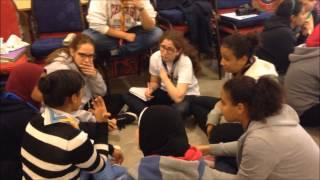 Egyptian Girl Guides - Japan Jamboree 2015 Preparation Camp 1