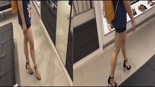 Shopping at CHARLES & KEITH in SINGAPORE