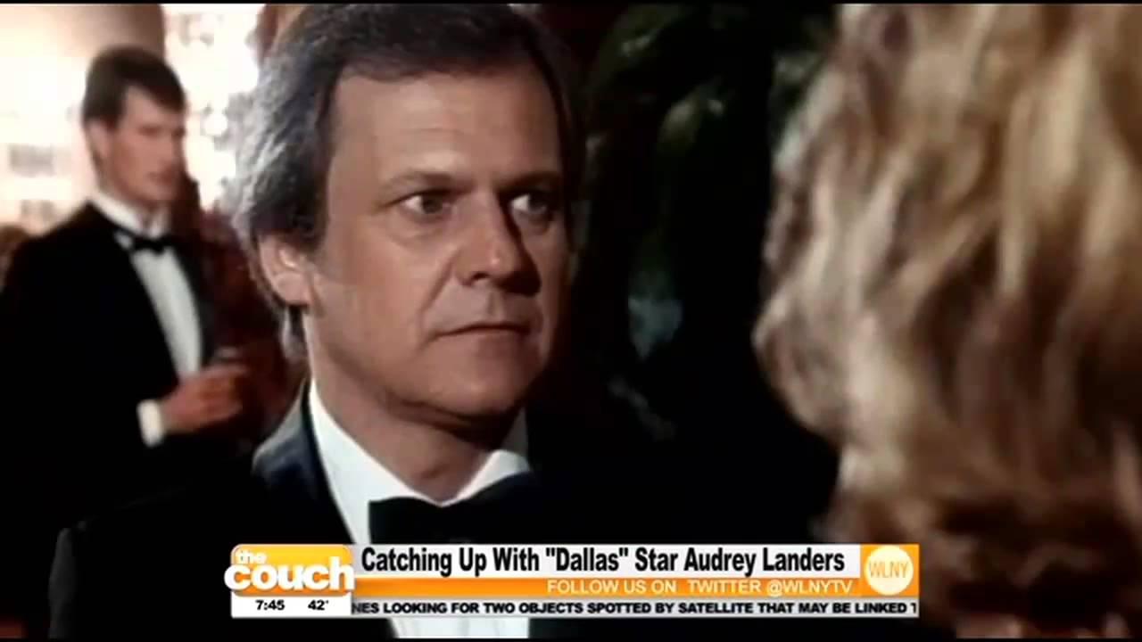 """Audrey Landers Dallas audrey landers goes back to """"dallas"""""""