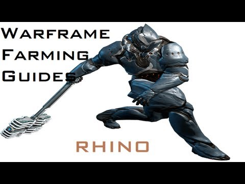 How To Get RhinoPrime Warframe Doovi