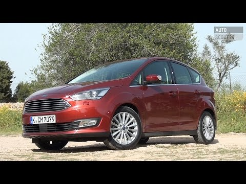 Ford C-Max im Test (2015) - AutoScout24
