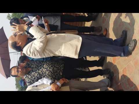 Kathmandu Mandal - address legal community and civil society on Impeachment motion against CJ.