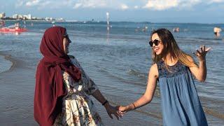 بلال گاعي😂نهار واعر مع بنت بلادي ❤️تحية خاصة من أزواج لزوجاتهم 🙌🙌