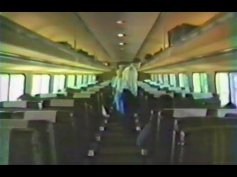 Amtrak 365 Ride - Durand to East Lansing MI - June 7 1991