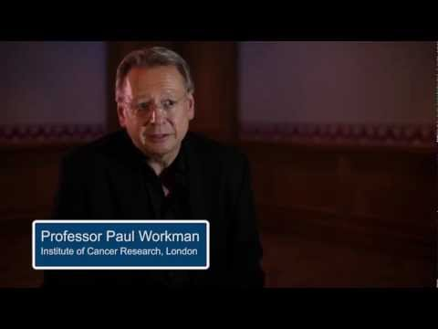 Prof. Paul Workman - 2012 Chemistry World Entrepreneur of the Year Award winner