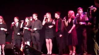 Kaleidoscope Heart/Bluebird by Sara Bareilles - cover by Folsom High School Jazz Choir