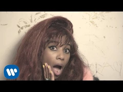 Santigold - Can't Get Enough Of Myself [OFFICIAL LINEAR MUSIC VIDEO]