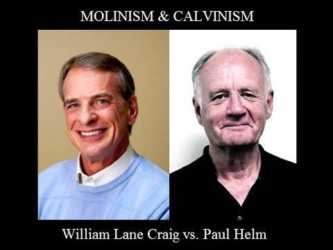 Molinism vs. Calvinism: William Lane Craig & Paul Helm on Unbelievable?