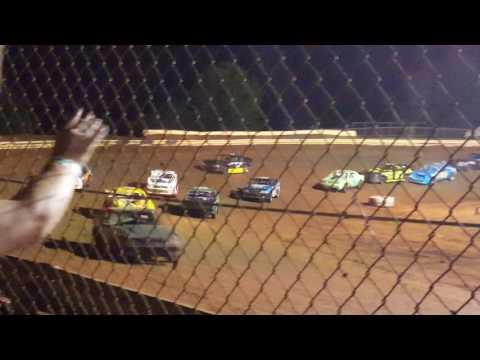 Mark Dalton at Duck River Speedway