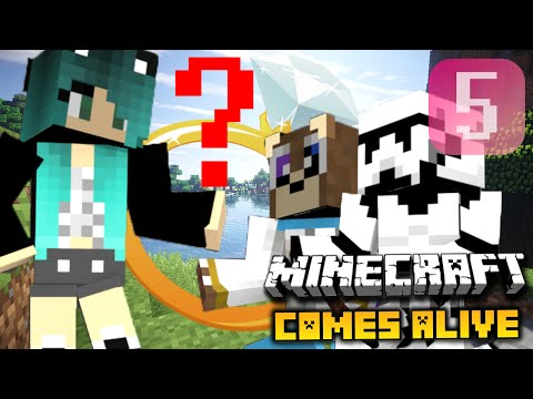[Maybe] Minecraft Comes Alive - Episode5
