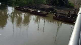 Once Mighty Cagayan River on a Sunday morning 6/23/13