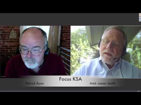 Focus KSA: A Conversation with Amb James Smith - Education in Saudi Arabia