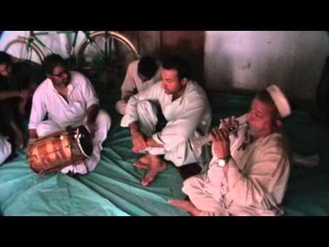 Shedi & Friends singing mahiye in JALALIA