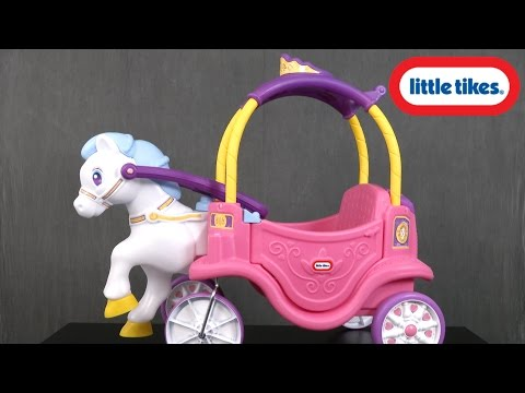 Little Tikes Princess Horse and Carriage from MGA Entertainment