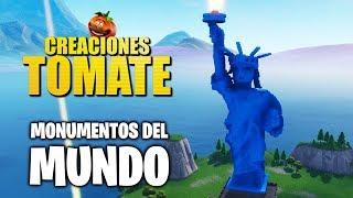 Monumentos del Mundo - Creaciones Tomate - Episodio 5
