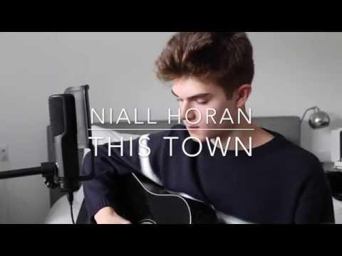 Niall Horan - This Town (Cover + Lyrics)
