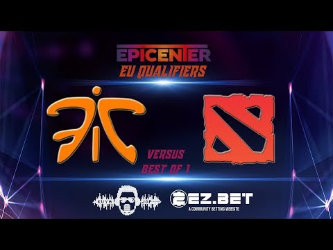 FNATIC vs MYSG  | EPICENTER 2019 | Best of 1 | Group Stage | SEA Qualifiers
