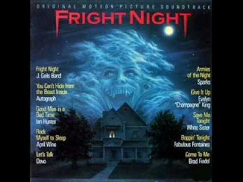Fright Night Soundtrack - Rock Myself To Sleep