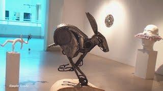 Welding metal sculptures - Amazing Sculpture - Simple Crafts