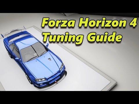 Forza Horizon 4 How To Tune | Basics Guide