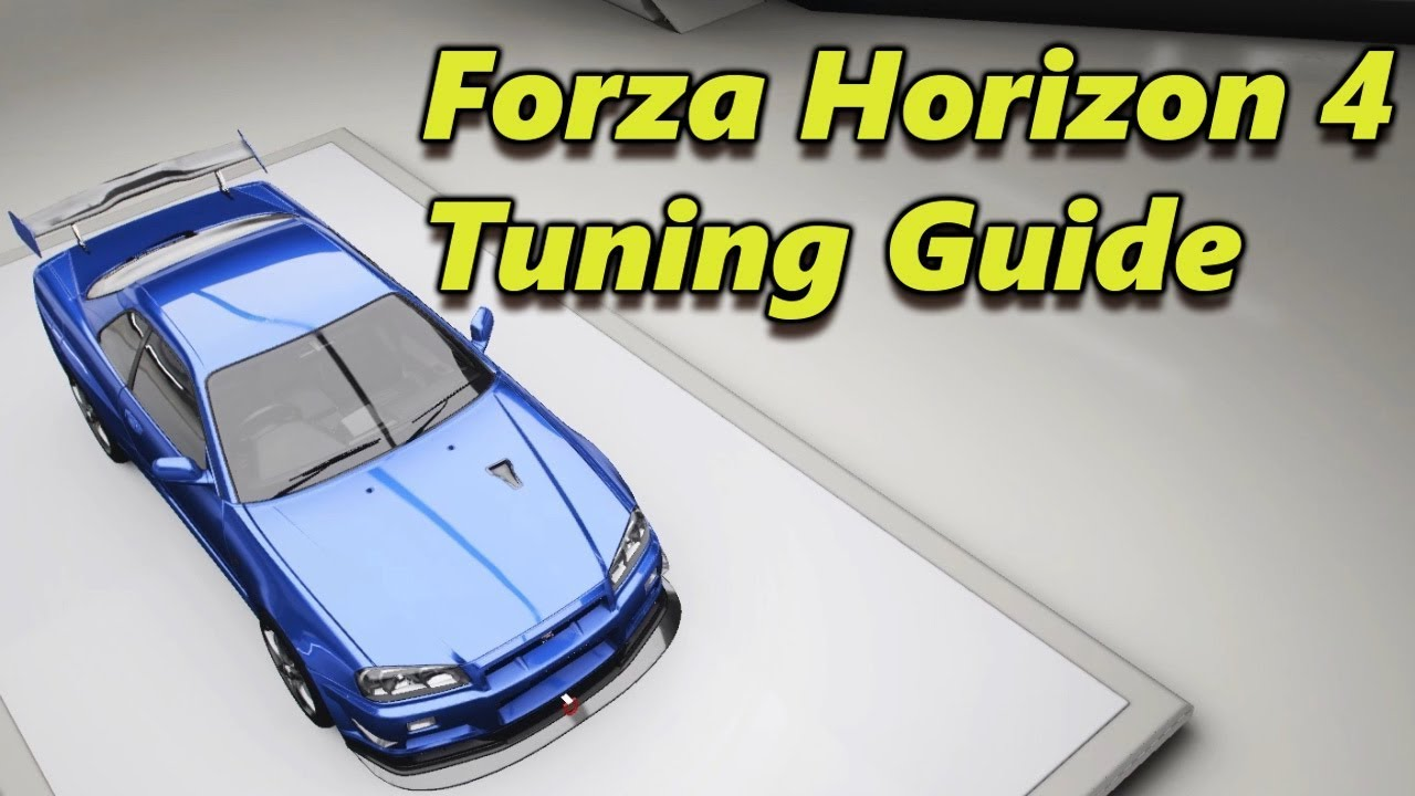 Forza Horizon 4 Beginner Guides - Vidflow