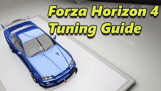 Forza Horizon 4 How To Tune | Basics Guide