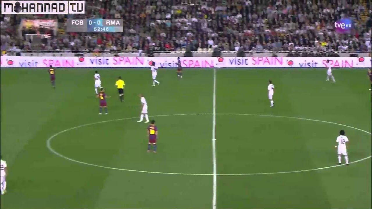 Real Madrid Vs Barcelona Copa Del Rey Final 2011 Full