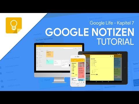 so-funktioniert-google-notizen- -das-große-tutorial-(google-life-#07)