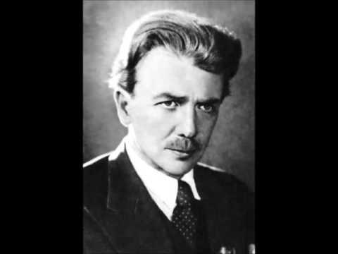 Heinrich Neuhaus plays Scriabin 6 Preludes Op.13