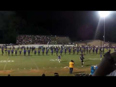 Minor High School Marching Band Field Show 2018