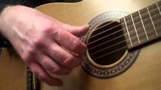 Jerry Snyder book 1 Sometimes I Feel Like a Motherless Child Fingerstyle ex 75