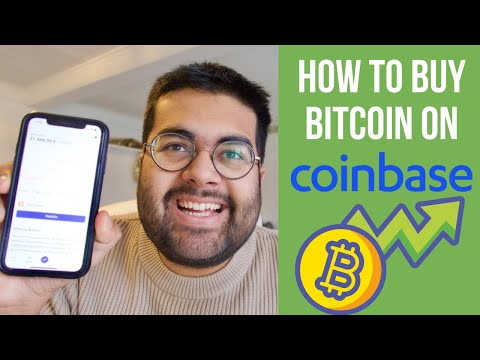 How To Buy Bitcoin On Coinbase For Beginners (in 4 Minutes!) 💰