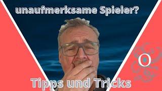 Nie mehr unaufmerksame Spieler Bei der Spielsession! #Tipps für Dungeonmaster