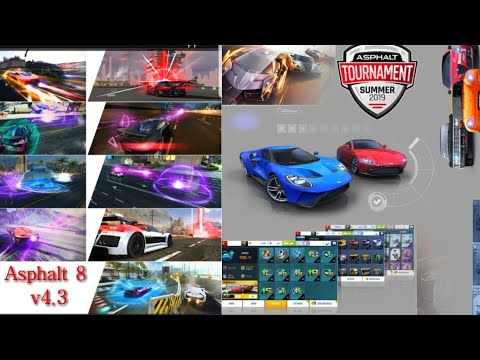 Asphalt 8- update 4.3- All new cars( Koenigsegg Regera) new game mode,  and all great information