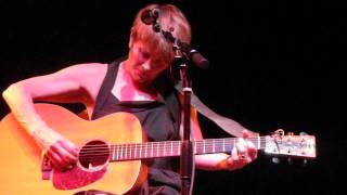 "Shawn Colvin ""KIlling The Blues"" 03-28-12 FTC Fairfield CT"
