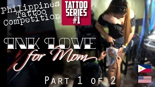Philippines Tattoo Contest PART 1:  the Artists! - Ink Love for Mom