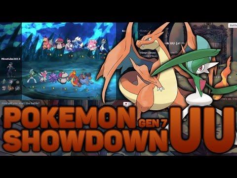 Pokemon Showdown [UU] - Die Wand durchbrechen!