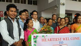 Heartiest Welcome to First IAS Mr. Tarit Kanti Chakma in Chakma Community thumbnail