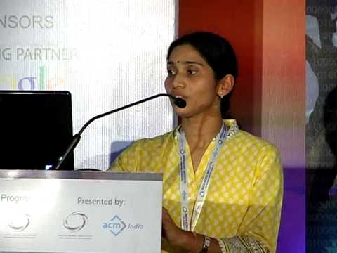 """Semiconductor Design Trends and Challenges"" and ""Phase Change Memory"" - GHC India 2012"
