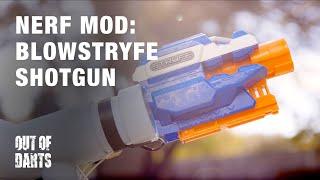 NERF MOD: Nerf Shotgun Blow-stryfe update 5x7