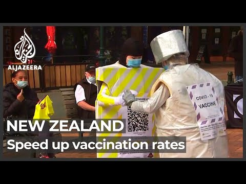 New Zealand attempts to boost COVID-19 vaccination rates
